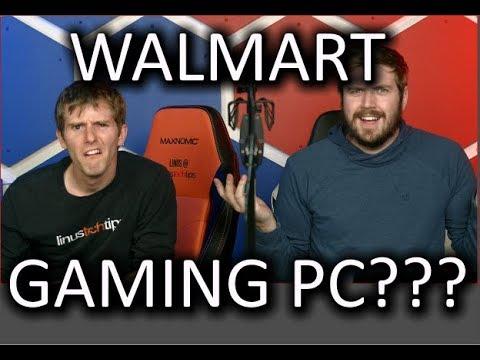 Walmart makes Gaming PCs??? - The WAN Show Nov 2. 2018