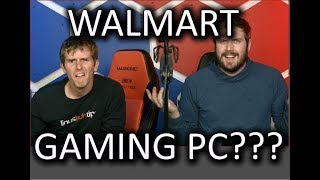 Walmart makes Gaming PCs??? - The WAN Show Nov 2, 2018