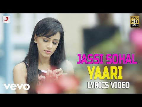 Yaari - Lyrics Video | Jassi Sohal