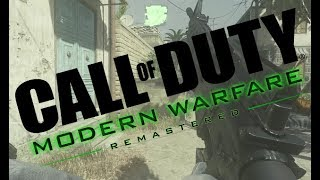 Call of Duty: Modern Warfare Remastered - Running for Cover [Team Deathmatch] - Playstation 4