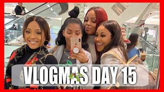 GIRLS DAY OUT IN ATLANTA!! VLOGMAS 2018 Day 15