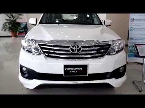 Toyota Fortuner TRD Sportivo 2014-2015 đã có xe giao ngay