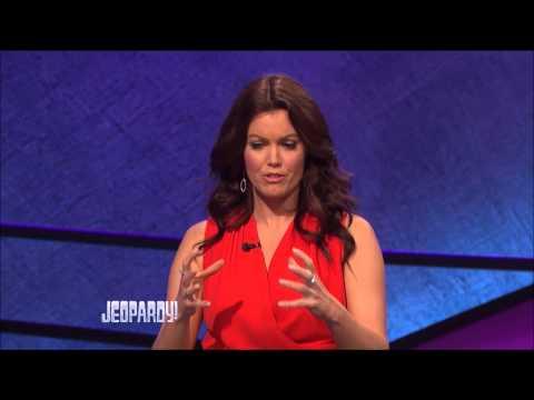 Bellamy Young Celebrity Jeopardy