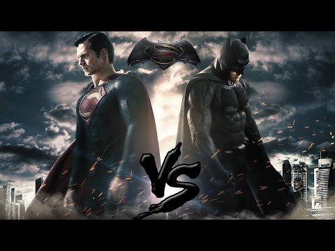 BATMAN VS SUPERMAN RAP | EL AMANECER DE LA JUSTICIA | CarRaxX ft. Energy [Prod. Internet]