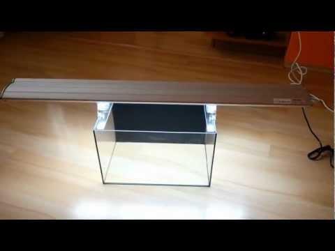 4AQUA Osvětlení pro miniakvária 2x39W T5 | Rostlinna-akvaria.cz