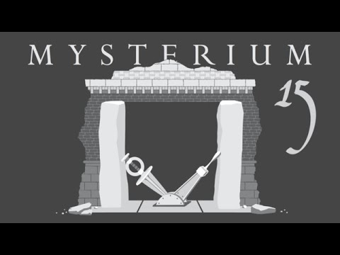 Mysterium 15 Live Feed 2014 - Part 2