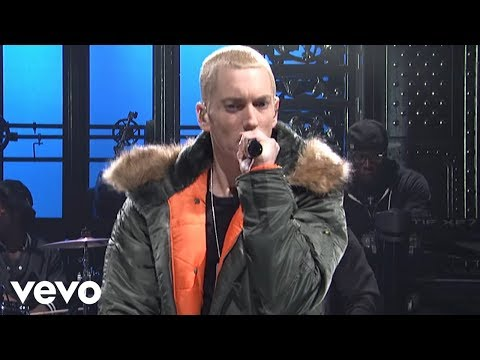 Eminem - Berzerk (live On Snl) video