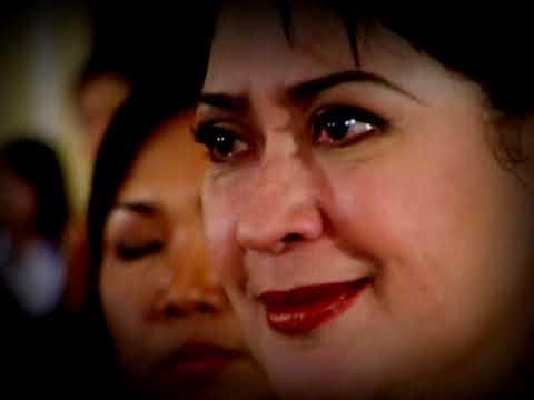 Ton ton Gutierrez Glydel Mercado Wedding ,By Arielle Agasang