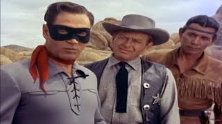 The Lone Ranger | Hot Spell In Panamint | HD | TV Series English Full Episode | Cartoons For Kids