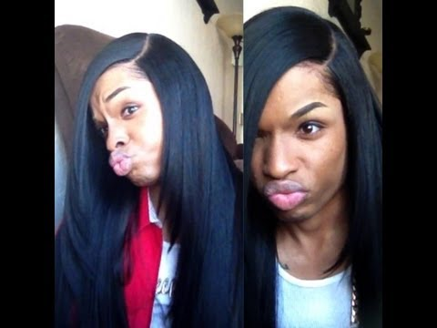 How To: Lay Your LaceWig!!!! ( Tutorial ) + AprilLaceWigs.Com  Update.
