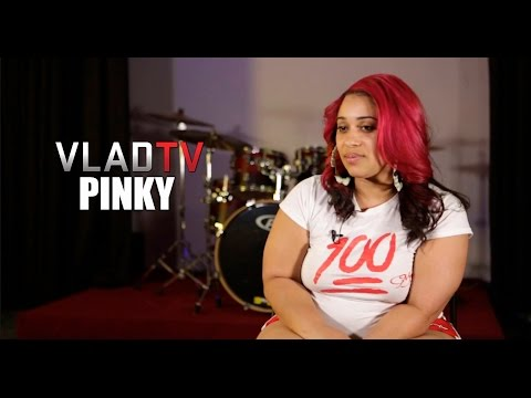 """Pinky Addresses People Fat Shaming Her: """"Can"""