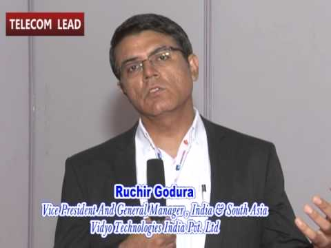 Vidyo Technologies talks about latest videoconferencing solutions in Indian telecom market