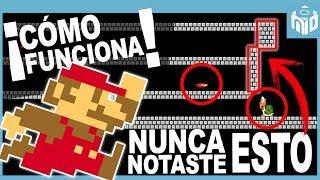 El MISTERIO de los Castillos Infinitos de Super Mario Bros | N Deluxe