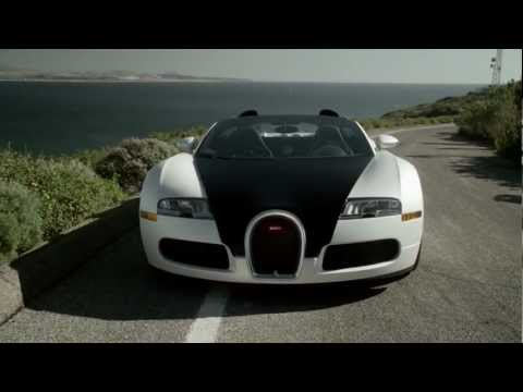 Bugatti Veyron Grand Sport | Open Roof