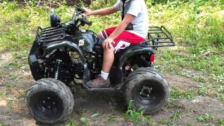 Tao Tao 125cc 135D Mid Size Youth Kids Chinese Atv