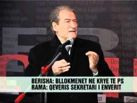 busti enver hoxha