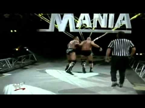 The Rock Vs Stone Cold Steve Austin Highlights Hd Wrestlemania 15 video