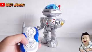 Robot bắn súng điều khiển từ xa giá rẻ - Best Jonny