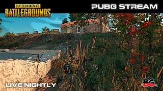 Friday night PUBG baby, let's go! Live PlayerUnknown's Battlegrounds