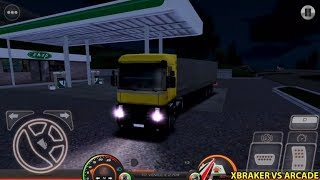 Truck Simulator : Europe 2 Cargo Container Delivery Android Gameplay #7