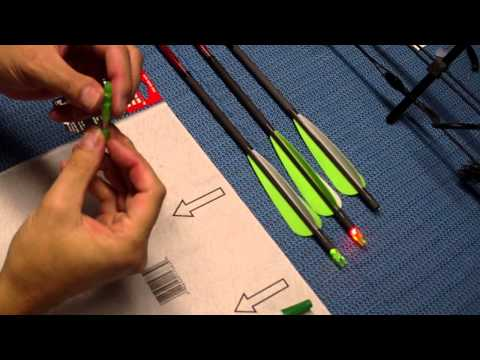 How to Make A Lighted Arrow Nock