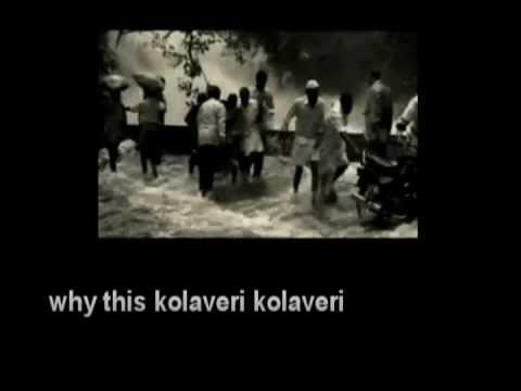 Why This Kolaveri Di Full Song Video DAMn VERSION (ORIGINAL)