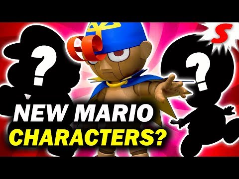 MORE Mario Characters in Smash Ultimate?! Who Would They Be? - 4 Ideas for New Fighters