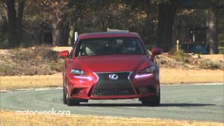 Road Test: 2014 Lexus IS 350 F Sport