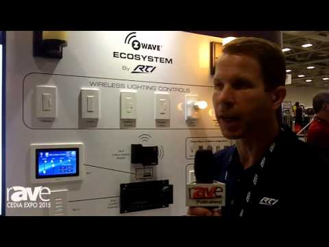 CEDIA 2015: RTI Comes Out With a Full Line of Z-Wave Lighting Control Solutions