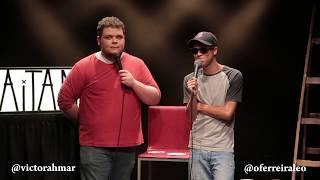 PIADAS COM DROGAS: Léo Ferreira e Victor Ahmar - Stand Up Comedy