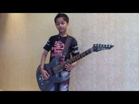 badtameez dil guitar cover by Rio