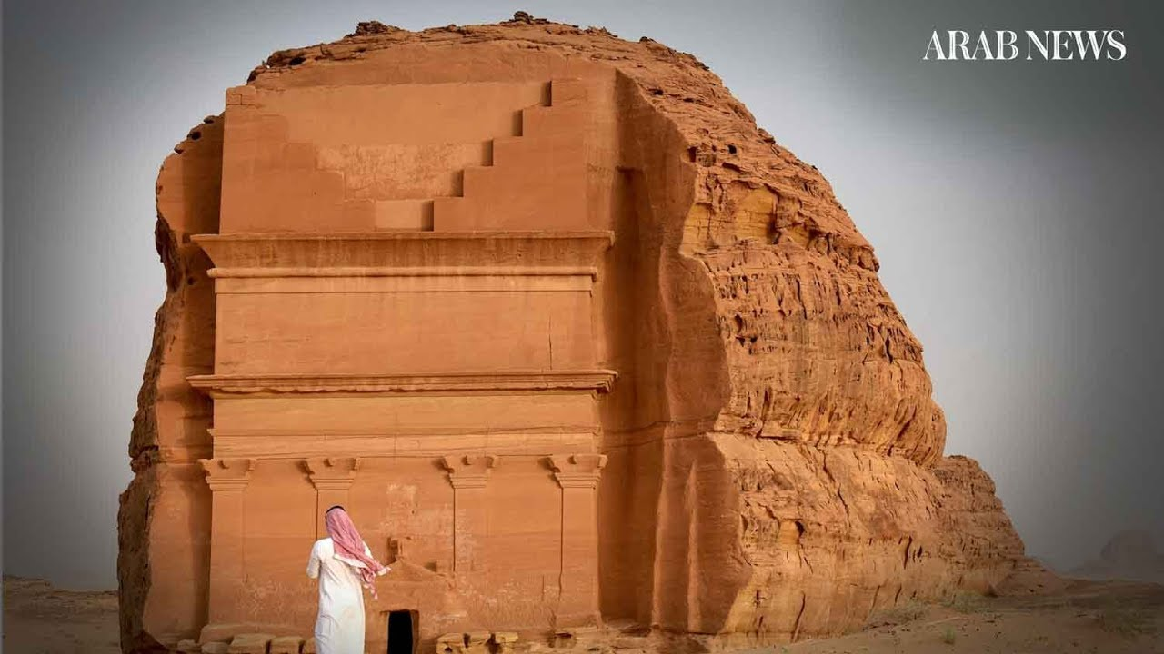 Desert ruins of Al-Ula: Saudis revive forgotten past