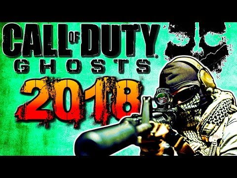 Call of Duty: Ghosts in 2018... PS4 COD Ghosts Multiplayer Gameplay