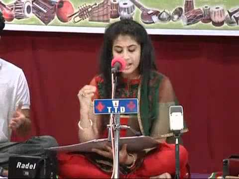 Pooja Prasad - Srinivasa Govinda.mp4 video