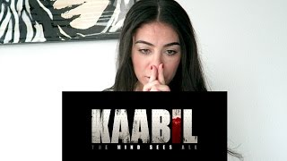 KAABIL 1 AND 2 | TRAILER REACTION | TRAVEL VLOG IV
