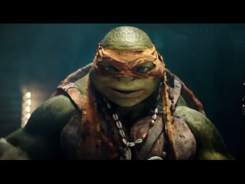 Teenage Mutant Ninja Turtles (Starring Megan Fox) Movie Review