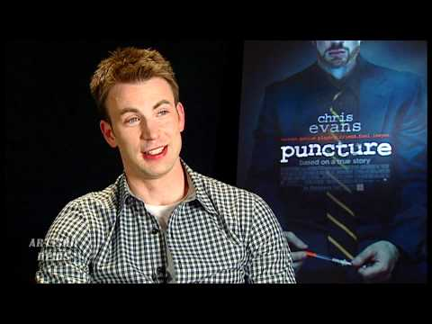 CHRIS EVANS INTERVIEW: PUNCTURE