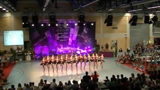 Dance Explosion - Großer Preis von Deutschland Formationen 2016