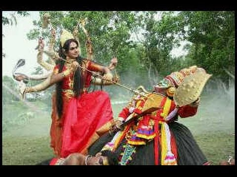 Rupa Bhattacharjee As Maa Durga Vts 01 4 video
