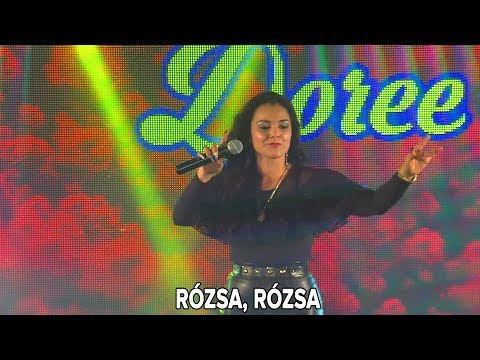 Doree - Rózsa, rózsa (Muzsika tv - Frédy Show)