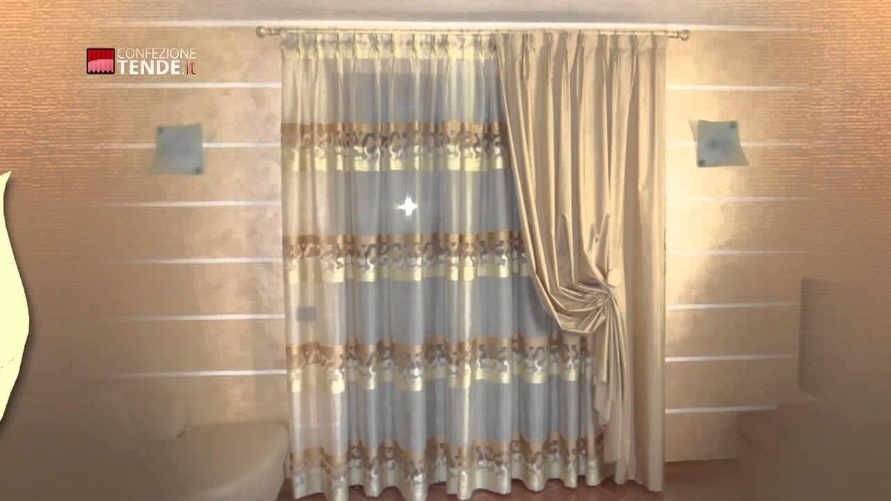 Tende per finestre piccole cucina : tende camera da letto. tende ...
