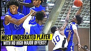 VASHON'S MOST UNDERRATED 6'7 PLAYER w/ HIGH MAJOR TALENT!! KOBE CLARK JUNIOR YEAR HIGHLIGHTS!