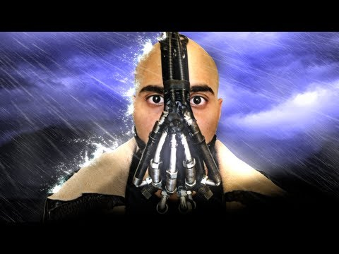 The Dark Knight Rises: Deleted Scene (Bane Football Stadium)