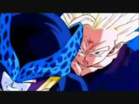 Gohan Vs Cell - Strength Of The World video
