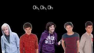 One Direction - Best Song Ever lyrics [HD]