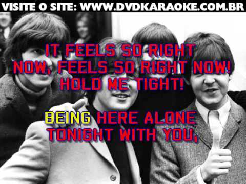 Beatles, The   Hold Me Tight