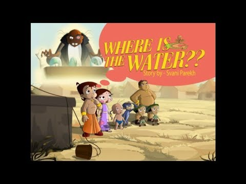 Chhota Bheem - Where is the Water??