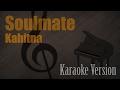 Kahitna - Soulmate Karaoke Version | Ayjeeme Karaoke