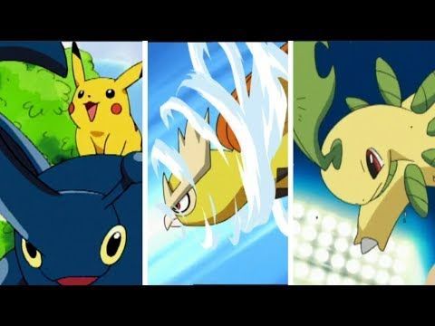 Pokémon the Series Theme Songs—Johto Region
