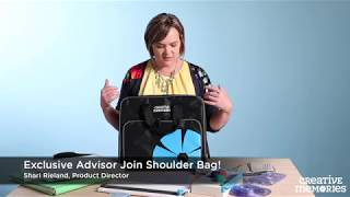 Exclusive Advisor Bag with Shari from Creative Memories